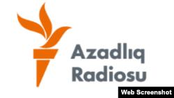 Азаттықтың Әзербайжан редакциясының логотипі.