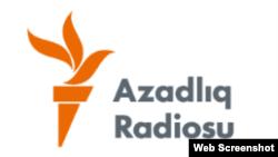 """""""Azadliq Radiosu"""", loqo"""