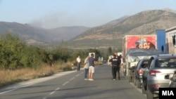 Пожари во Прилепско.