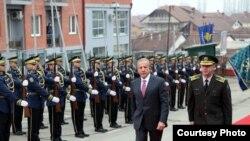 """Manifestimi tradicional """" Epopeja e UÇK-së"""", në kazermën """"Adem Jashari"""", Prishtinë 05 mars 2011."""