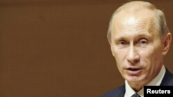 Russian Prime Minister Vladimir Putin said Belarus might be able to join the union later.