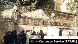 Российское консульство в Каире
