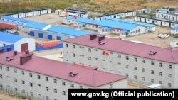 Кыргызстандагы кен иштеткен компаниялардын бири. Иллюстрациялык сүрөт.