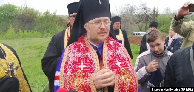 Архієпископ Донецький і Маріупольський ПЦУ Сергій