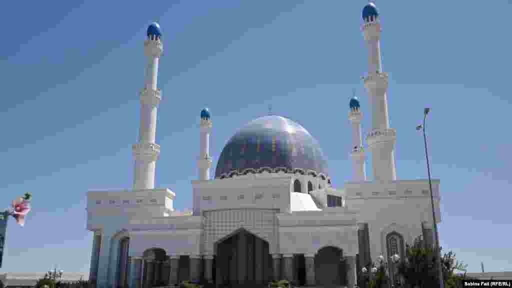 Turkmenistan, Merv.