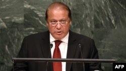 Пакистанскиот премиер Наваз Шариф