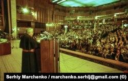 Установчий з'їзд Народного руху України, Київ, 9 вересня 1989 року