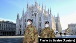 Catedrala din Milano a fost închisă
