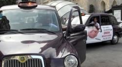 """Nuridə Allahyarova deyir ki, taksi xidmətlərində yeniliklər """"Nəqliyyatın inkişaf konsepsiyası""""nda nəzərdə tutulur."""