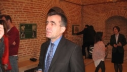 Sorin Șerb în dialog cu ambasadorul Mihai Gribincea