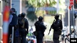 Сотрудники полиции в Сиднее. Иллюстративное фото.