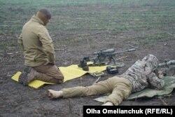 За время войны на Донбассе подготовка и обеспечение украинских снайперов стали в разы лучше