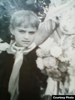 Ульяна Хмелёва – ученица школы №1 в Махачкале
