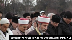 Муфтій мусульман Криму Хаджа Еміралі Аблаєв
