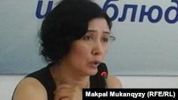 Заңгер Гүлмира Қуатбекова