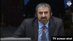 Milorad Pelemiš u sudnici 30. ožujka 2015.