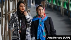 Iran's supreme leader has used the first anniversary of the movement to encourage victims of sexual abuse to speak out to offer his particular notion of Islam as a solution, head scarves and all.