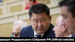 Член Совета Федерации от Бурятии Вячеслав Мархаев