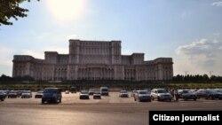 Casa Poporului, Parlamentul de la Bucureşti