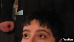 "Мария Степанова. [Фото — <a href=""http://gallery.vavilon.ru"" target=""_blank"">«Лица русской литературы»</a>]"