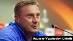 Головний тренер «Динамо» Олександр Хацкевич