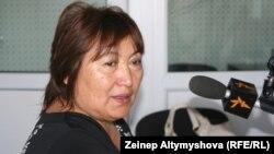 Нурипа Муканова