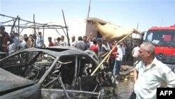 به گفته مقام های ارتش عراق هدف اين انفجارها فرقه يزديه که در مناطق شمالی و کردنشين زندگی می کنند را مورد هدف قرار داده است.