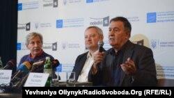 Андрій Халпахчі, Ігор Янковський, Роман Балаян