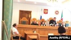 Татарстанның Конститутуция мәхкәмәсе утырышы