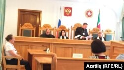 Татарстан Конституция мәхкәмәсе утырышы