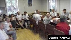 Башкортстан татар иҗтимагый үзәгенең киңәйтелгән идарә утырышы