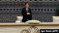 Թուրքմենստանի նախագահ Գուրբանգուլի Բերդիմուհամեդով, արխիվ