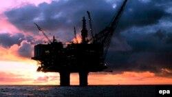 Norveška naftna platforma