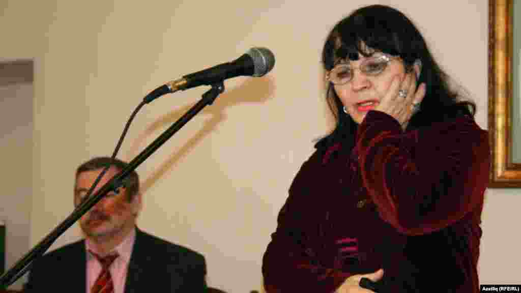 Шагыйрә Розалина Шаһиева
