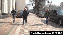Колишній помічник Олега Ляшка Андрій Лозовий зараз сам народний депутат від Радикальної партії і має супровід