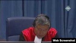 Sudac Liu Daqun, 17. svibanj 2011.