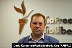 Віталій Мартинюк, виконавчий директор Центру глобалістики «Стратегія ХХІ», Київ, 2018 рік