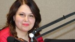 Jurnal săptămînal: Cristina Lesnic