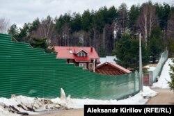 Дачная деревня Ящерово
