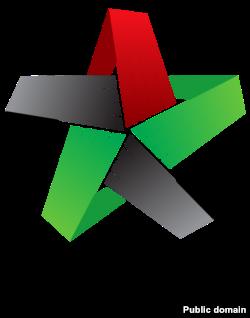 Эмблема Национальной коалиции сирийских революционных и оппозиционных сил