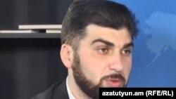 Начальник Службы государственного контроля Давид Санасарян (архив)