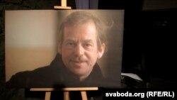 Вечарына памяці Вацлава Гаўла ў Менску, 14 студзеня 2013 году