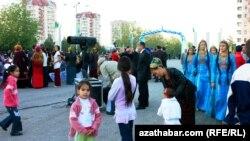 Türkmenistanda 89 sany jemgyýetçilik guramalarynyň hasaba alnandygy aýdylýar.