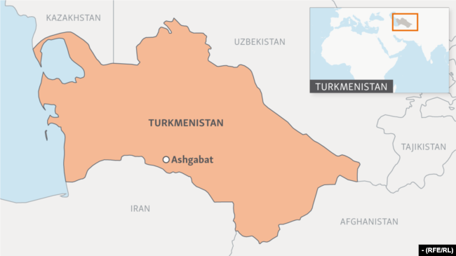 Analysis: Who's So Keen On Seeing Turkmenistan's Regime Stay