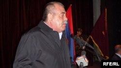 Երկրապահ կամավորականների միության նախագահ Մանվել Գրիգորյան, արխիվ
