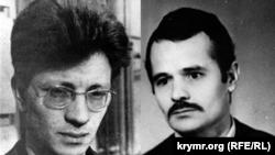 Илья Габай и Мустафа Джемилев