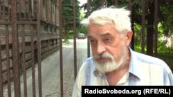 Пенсіонера Віктора Бутко, якого бойовики за проукраїнську позицію кинули в підвал