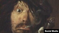Адрыян Браўвэр. Курэц. Каля 1640