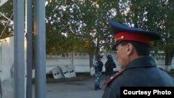 Маҳбаси Павлодар. Акс аз бойгонӣ.