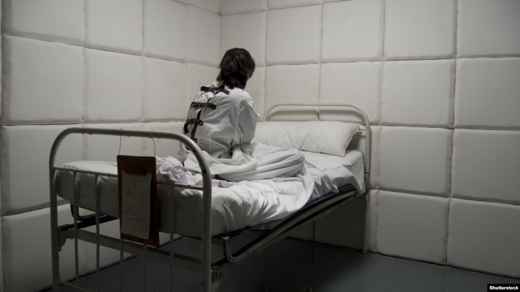 Russian Psychiatric Hospital Whistle-Blower Faces Blowback